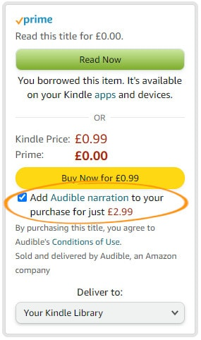 can you read books on audible